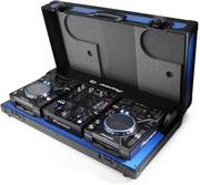 PAIR OF CDJ 400 + DJM 400 + FLIGHT CASE PIONEER € 1333