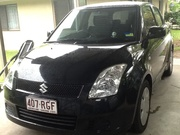 Suzuki swift  2006 auto black colour