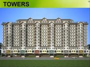 1BR Towers @ AppleOne Banawa Heights,  Php 1.7M only