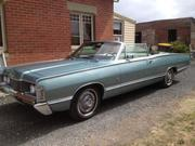 Ford Mercury 3.0 1968 Mercury Park Lane Convertible