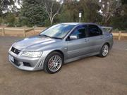 2002 Mitsubishi 2.0 2002 Mitsubishi lancer evolution gta evo 7.5 with