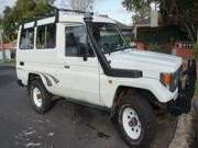 toyota land cruiser Toyota LandCruiser RV Troop Carrier 1994 4 X 4  Wa