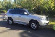 Toyota Land Cruiser 157000 miles
