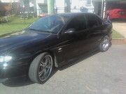 Vx ss v8 2002 commodore. 6 speed manual.