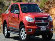 2012 holden 2012 Holden Colorado LTZ RG Manual 4x4 MY13