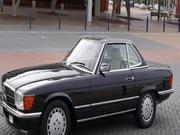 1986 mercedes-benz 1986 Mercedes-Benz 560SL Auto