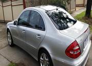 Mercedes-benz 2003 2003 Mercedes-Benz E500 Avantgarde Auto MY04
