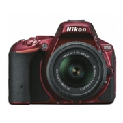 Nikon - D5500 DSLR Camera with AF-S DX NIKKOR