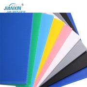 Coroplast/Corflute/Correx Sheet Corrugated Plastic Floor Protection Ma