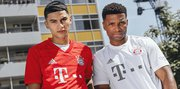 Bayern Munich 2019 2020 football shirts