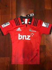 Crusaders rugby shirts