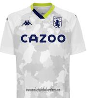 Cheap Thailand Aston Villa Away Shirt 2020 2021
