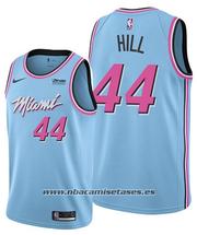 Miami Heat Solomon Hill NO 44 City 2019-20 Blue