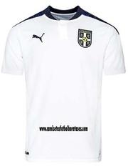 Cheap Serbia Away Shirt 2020 2021