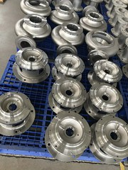 China Investment casting and sand casting for industrial parts