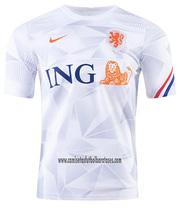 Netherlands Pre Match Shirt 2020 2021 White