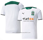 Thailand Borussia Monchengladbach Home Shirt 2021-2022