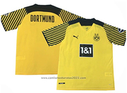 Thailand Borussia Dortmund Home Shirt 2021-2022