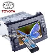 TOYOTA PRADO oem radio Car dvd system DVD player TV, bluetooth, GPS